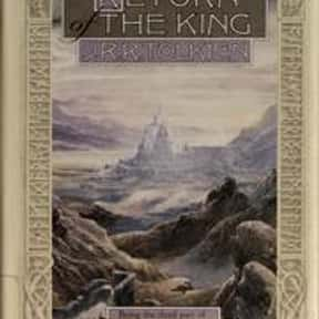 The Return of the King is listed (or ranked) 74 on the list List of Oscar-Winning Adapted Screenplay Original Sources