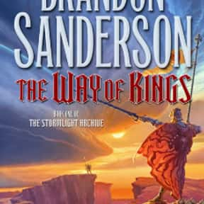 The Way of Kings is listed (or ranked) 1 on the list The Best Brandon Sanderson Books