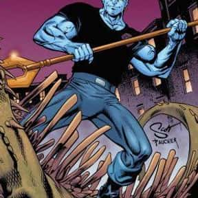 Blue Devil is listed (or ranked) 2 on the list List Of All Justice Society Members