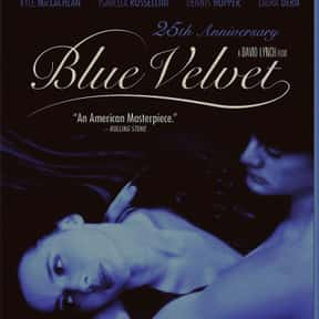 Blue Velvet is listed (or ranked) 27 on the list The Best Thriller Movies of the 1980s