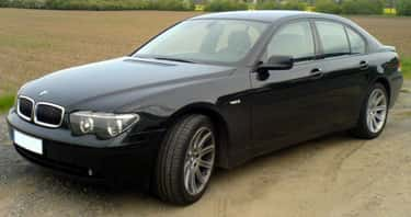 BMW 7 Series is listed (or ranked) 1 on the list Cars With a Regal Look