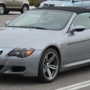 BMW M6 is listed (or ranked) 25 on the list The Fastest Used Sports Cars under 20k