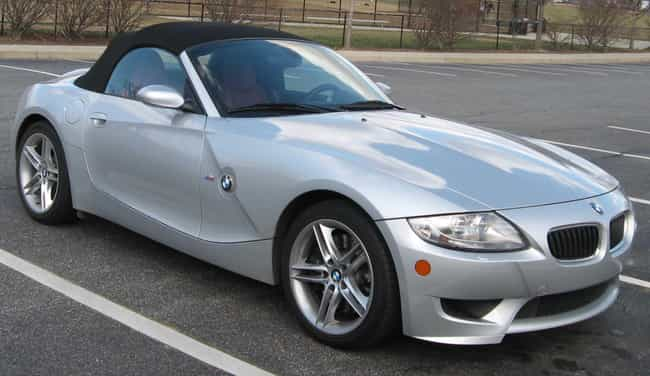 BMW Z4 is listed (or ranked) 3 on the list Full List of BMW Models