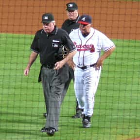 Bobby Cox is listed (or ranked) 17 on the list List of Famous Managers