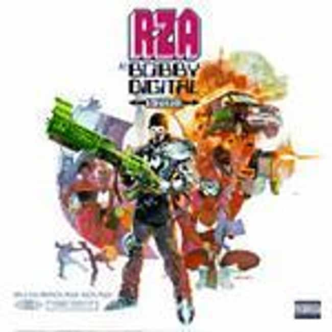 RZA as Bobby Digital in Stereo is listed (or ranked) 1 on the list The Best RZA Albums of All Time