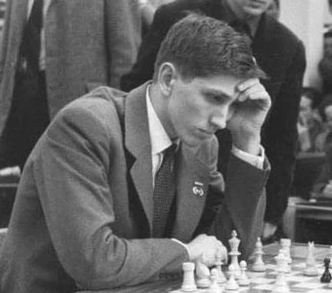 Bobby Fischer is listed (or ranked) 22 on the list The Most Drastic Falls From Grace Throughout History