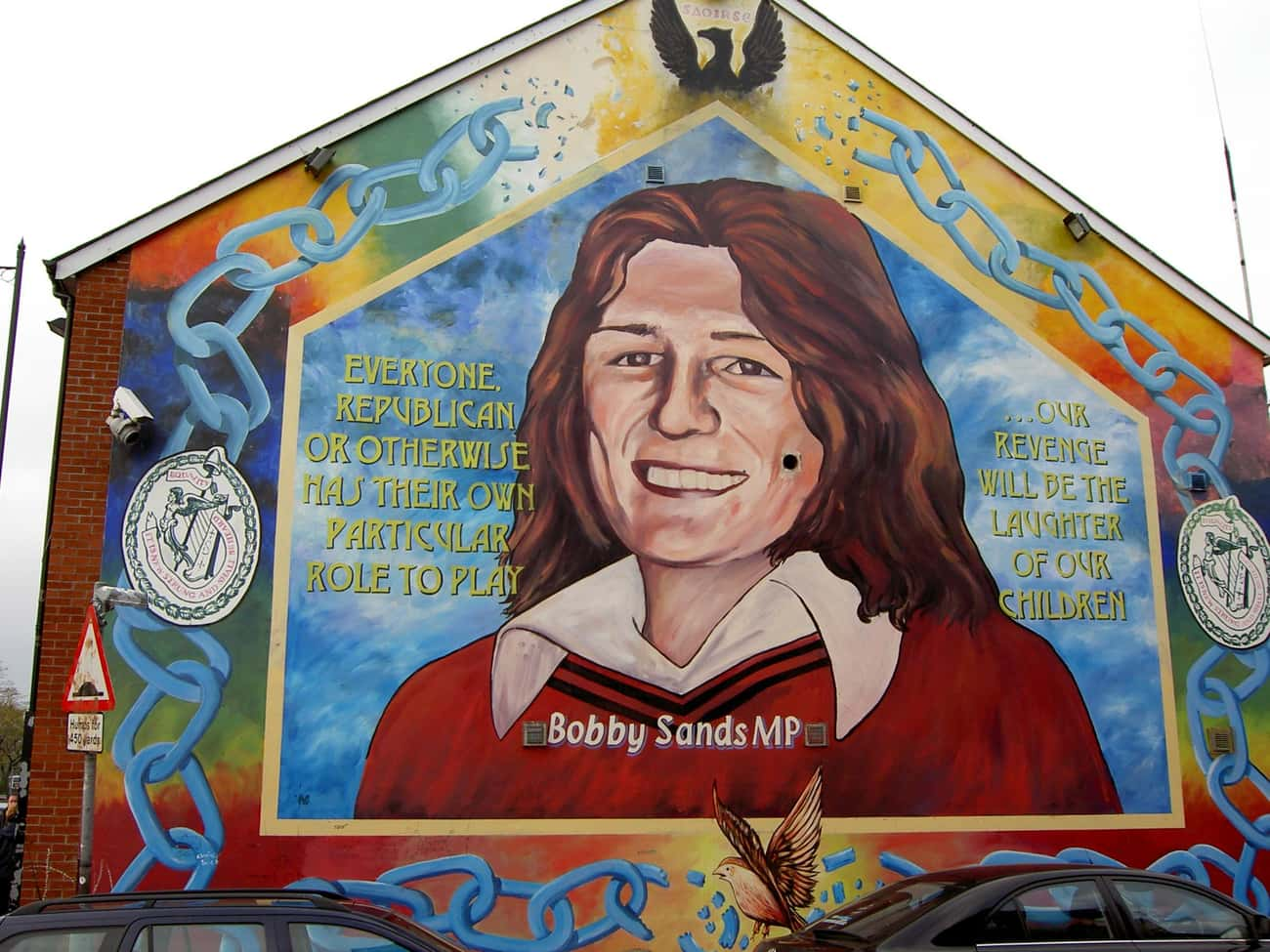Bobby Sands is listed (or ranked) 4 on the list Famous People Who Died of Starvation