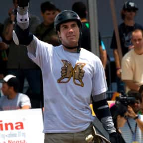 Bob Burnquist is listed (or ranked) 7 on the list The Most Influential Skateboarders of All Time