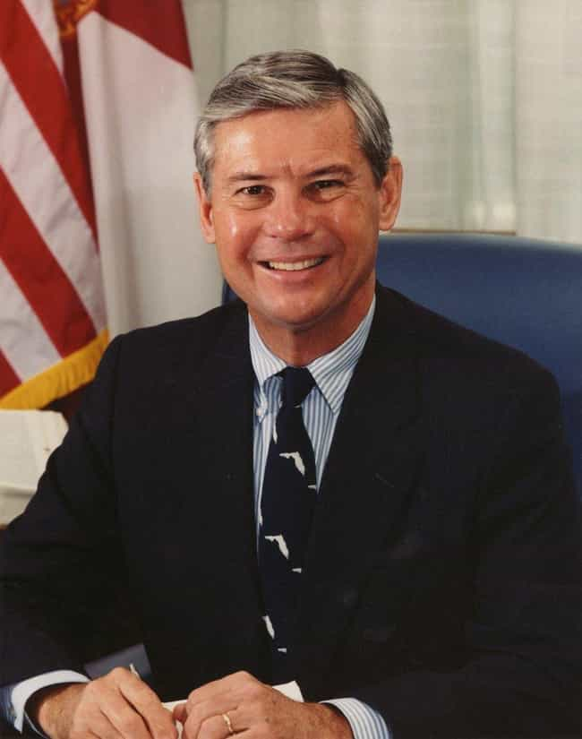 Bob Graham is listed (or ranked) 4 on the list Famous Miami High School Alumni