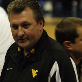 Bob Huggins is listed (or ranked) 10 on the list The Greatest College Basketball Coaches of All Time