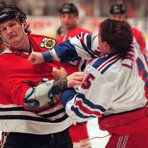Bob Probert is listed (or ranked) 10 on the list Sports Stars Who You Would Break Out of Jail