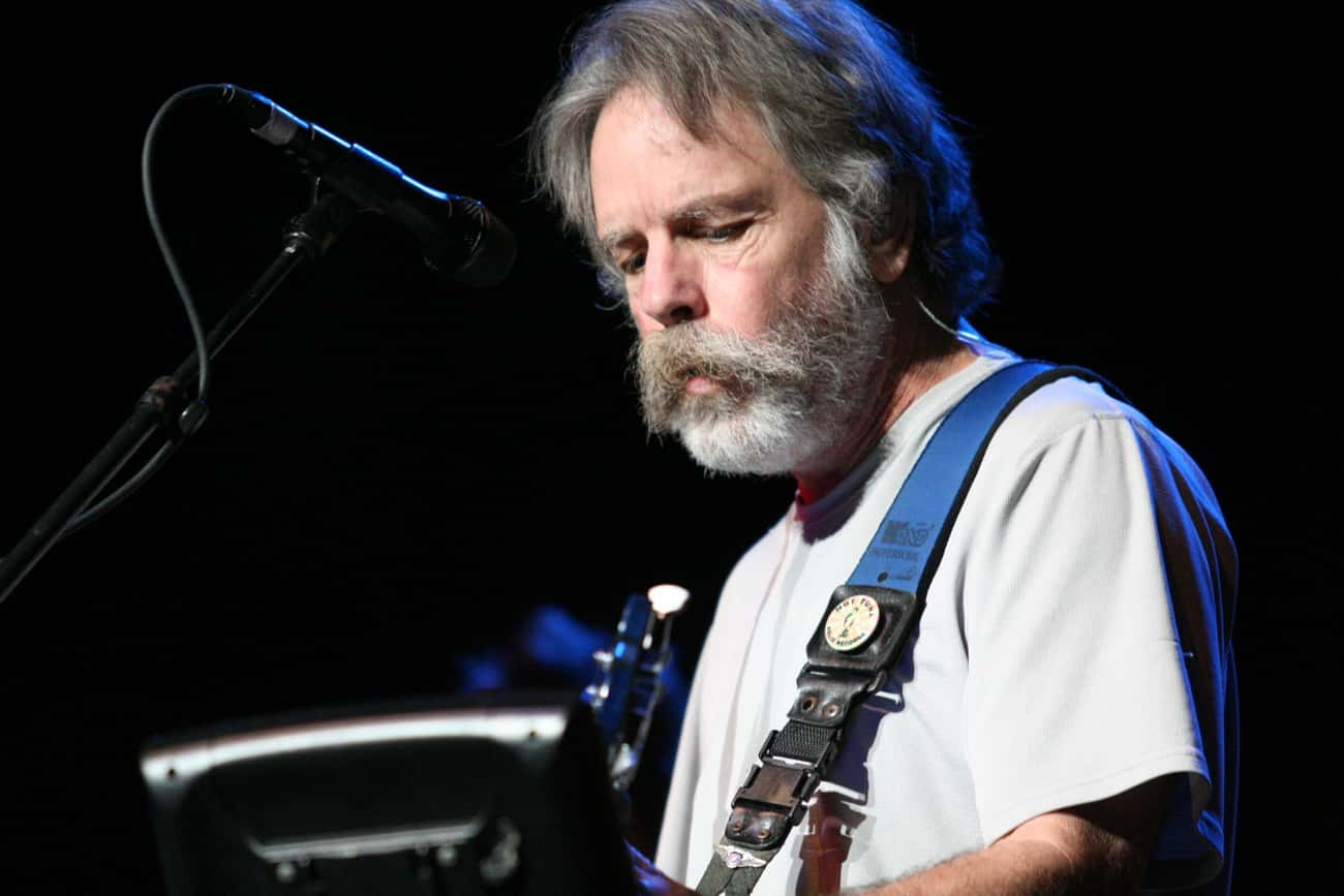 Bob Weir is listed (or ranked) 3 on the list Famous Menlo-Atherton High School Alumni
