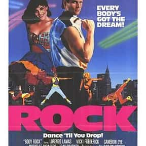 Body Rock is listed (or ranked) 14 on the list The Best Breakdancing Movies