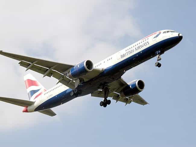 Boeing 757 is listed (or ranked) 2 on the list Planes Used By American Airlines