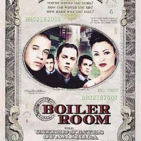 Boiler Room is listed (or ranked) 21 on the list Top 30+ Best Ben Affleck Movies of All Time, Ranked