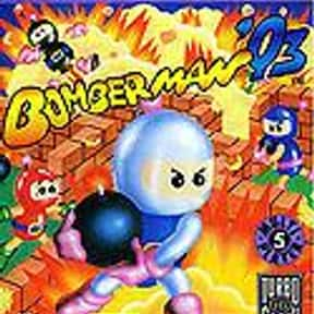 Bomberman '93 is listed (or ranked) 19 on the list The Best TurboGrafx-16 Games