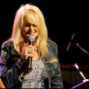 Bonnie Tyler is listed (or ranked) 7 on the list The Best Ballad Bands/Artists