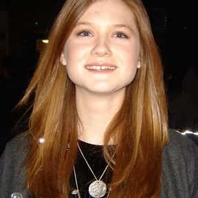 Bonnie Wright is listed (or ranked) 2 on the list Famous People Named Bonnie