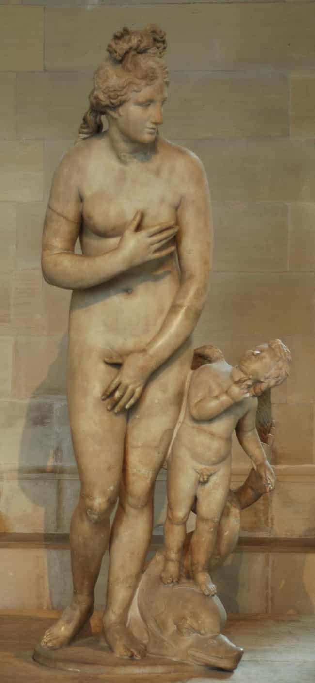 Borghese Venus is listed (or ranked) 3 on the list Famous Venus Art