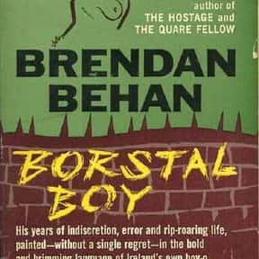 Borstal Boy is listed (or ranked) 11 on the list 90+ Controversial Banned Books