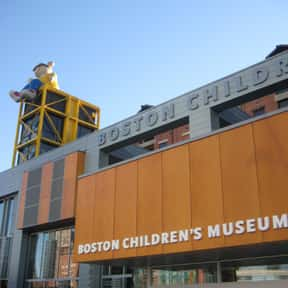 Boston Children's Museum is listed (or ranked) 2 on the list The Best Children's Museums in the World