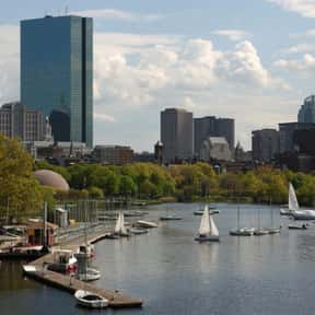 Boston is listed (or ranked) 9 on the list The Best U.S. Cities for Vacations