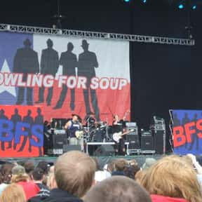 Bowling for Soup is listed (or ranked) 14 on the list The Best Bands Like Green Day