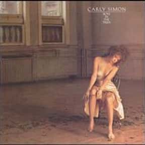 Boys in the Trees is listed (or ranked) 3 on the list The Best Carly Simon Albums of All Time
