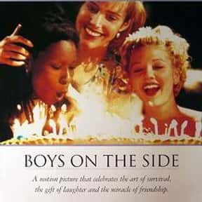 Boys on the Side is listed (or ranked) 12 on the list The Best Whoopi Goldberg Movies