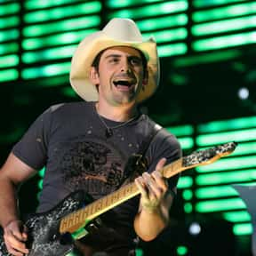 Brad Paisley is listed (or ranked) 23 on the list Famous Film Actors From West Virginia