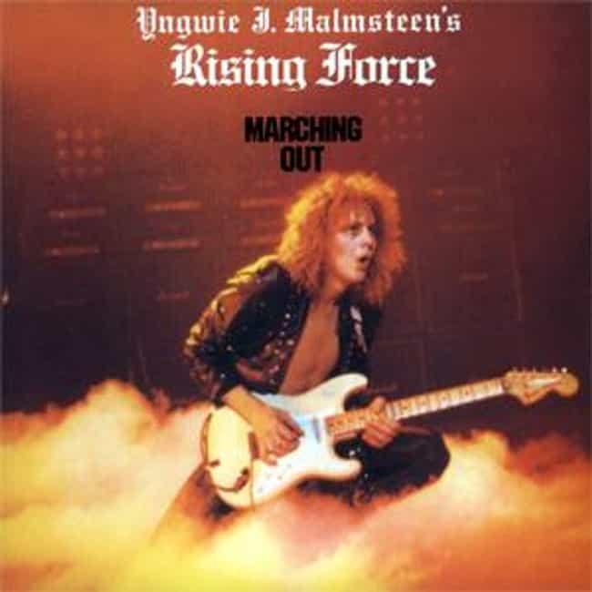 Marching Out is listed (or ranked) 4 on the list The Best Yngwie J. Malmsteen Albums of All Time