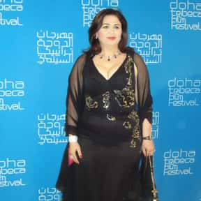 Ilham Chahine is listed (or ranked) 2 on the list Popular Film Actors from Egypt