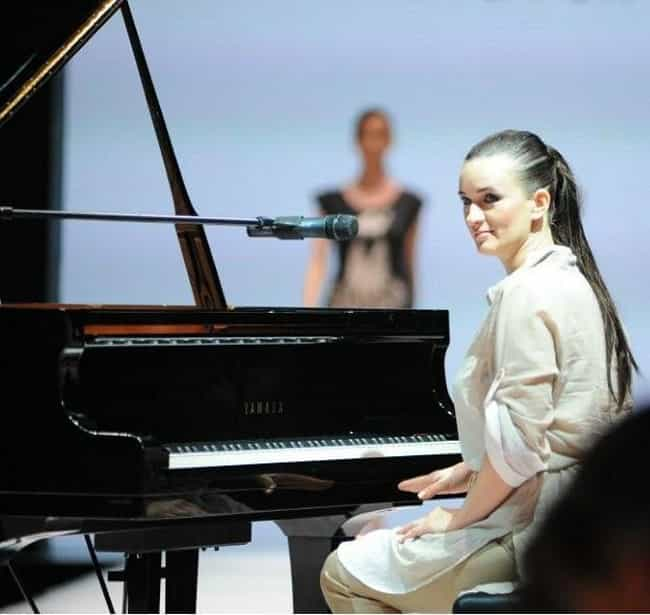 Anjelika Akbar is listed (or ranked) 1 on the list Famous Composers from Turkey