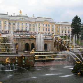 Peterhof Palace is listed (or ranked) 6 on the list The Top Must-See Destinations in Russia