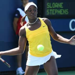 Sloane Stephens is listed (or ranked) 15 on the list The Best Women's Tennis Players in the World Right Now