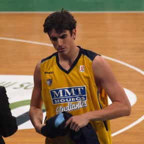 Carlos Suárez is listed (or ranked) 20 on the list Famous Basketball Players from Spain