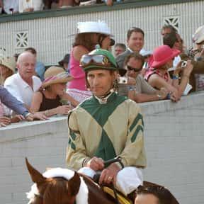 Gary L. Stevens is listed (or ranked) 23 on the list List of Famous Jockeys