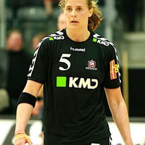 Linnea Torstenson is listed (or ranked) 1 on the list List of Famous Handball Players