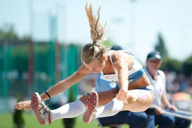 Grit Šadeiko is listed (or ranked) 4 on the list Famous Track And Field Athletes from Estonia