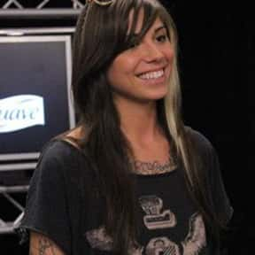 Christina Perri is listed (or ranked) 9 on the list Famous People Named Christina