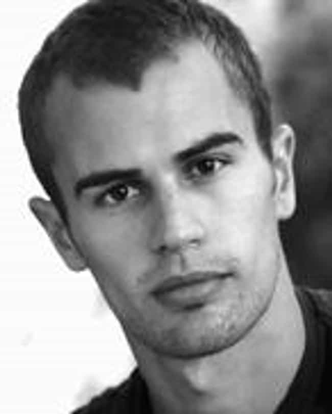 Theo James is listed (or ranked) 7 on the list The Hottest Male Models