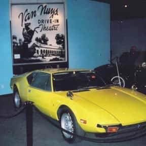 De Tomaso is listed (or ranked) 6 on the list The Best Italian Sports Car Brands