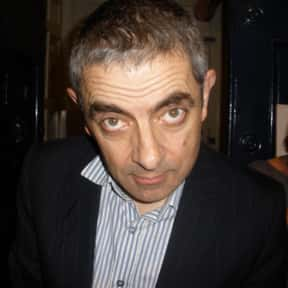 Rowan Atkinson is listed (or ranked) 19 on the list The Funniest People Of All Time