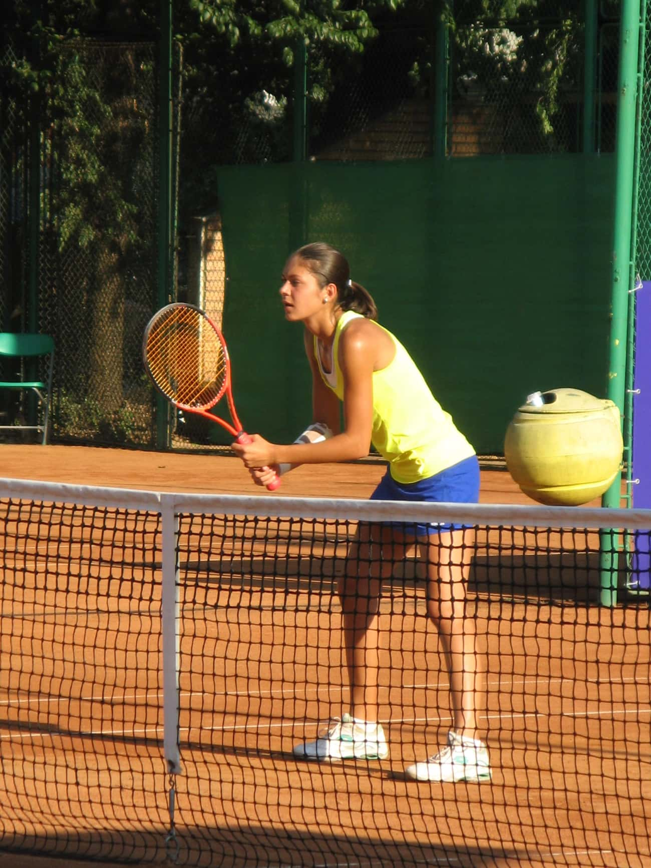 Andreea Mitu is listed (or ranked) 3 on the list The Best Tennis Players from Romania