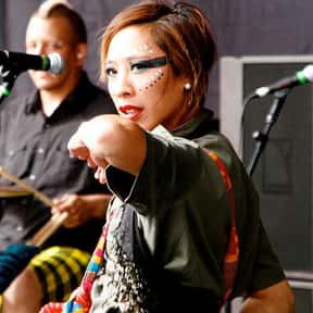 Elizabeth Sun is listed (or ranked) 21 on the list The Best Gypsy Punk Bands