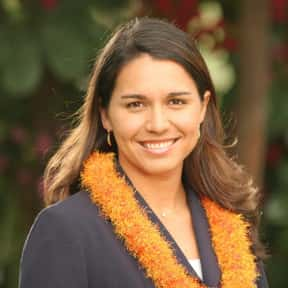 Tulsi Gabbard is listed (or ranked) 13 on the list Famous Politicians You'd Want to Have a Beer With