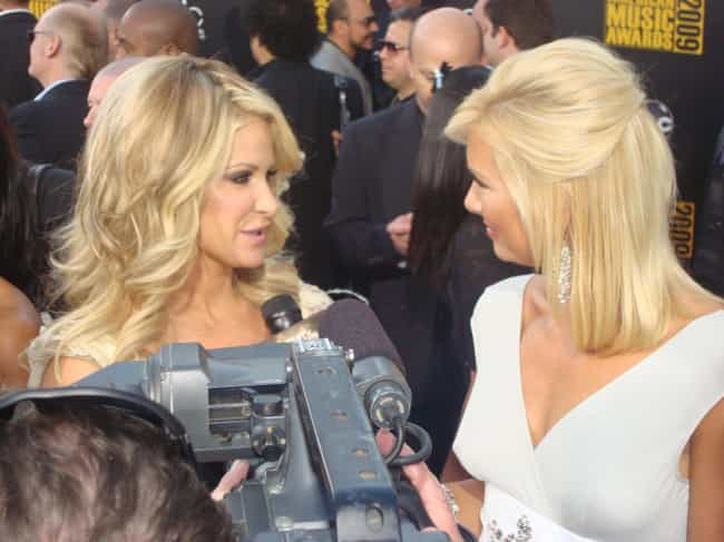 Kim Zolciak is listed (or ranked) 3 on the list The Real Housewives of Atlanta Cast List