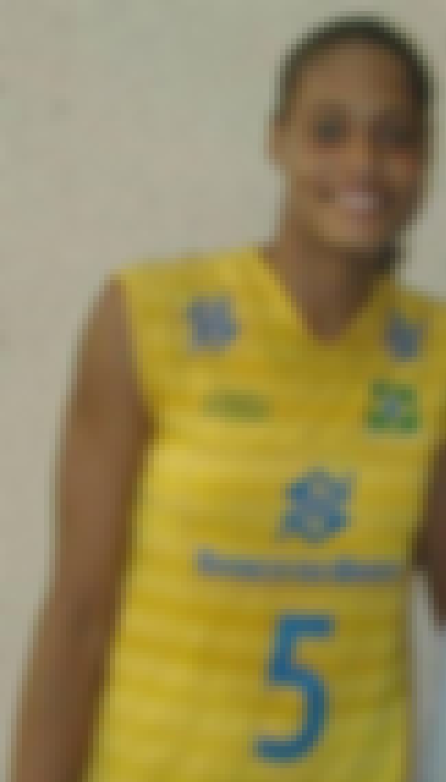 Adenízia da Silva is listed (or ranked) 1 on the list Famous Volleyball Players from Brazil