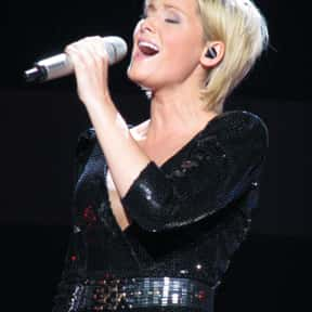 Helene Fischer is listed (or ranked) 8 on the list The Best Schlager Bands/Artists