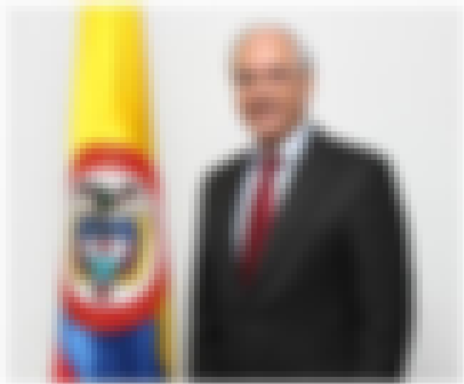 Carlos Rodado Noriega is listed (or ranked) 3 on the list Famous Economists from Colombia